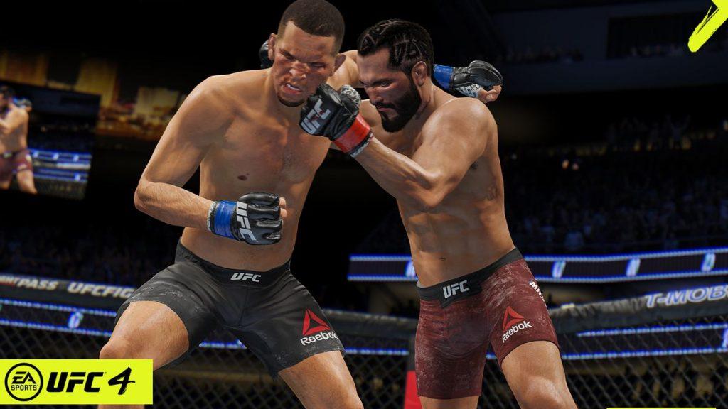 """""""ელექტრონიქართსგეიმს""""-მა (EA Games) ვიდეოთამაში """"UFC 4"""" დააანონსა [ვიდეო]"""