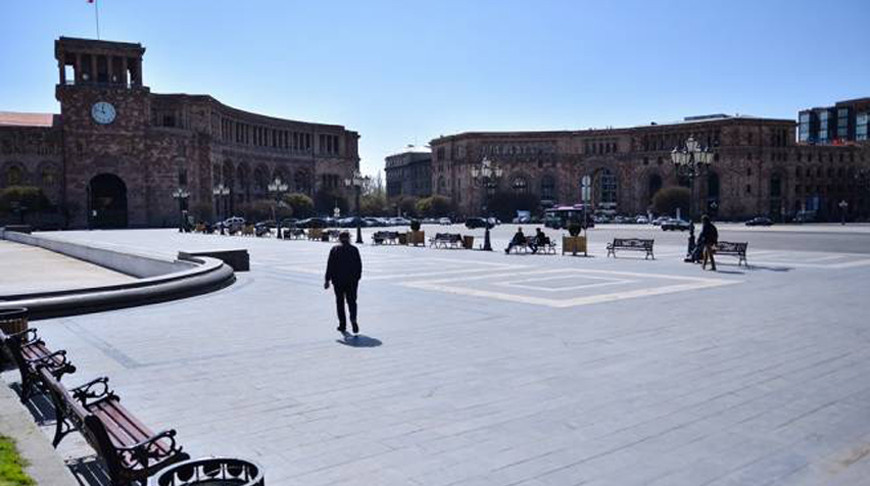 Armenian gov't extends a state of emergency for another month