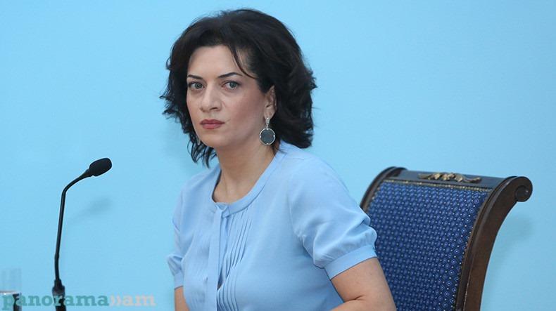 Супруга премьер-министра Армении обратилась к азербайджанским женщинам