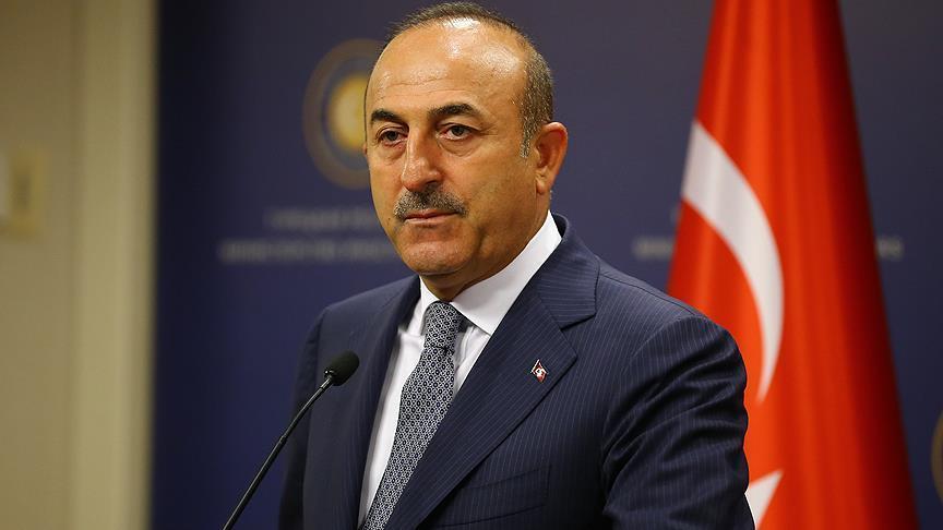 Mövlud Çavuşoğlu - Ermənistanın etdiyi qəbuledilməzdir, Azərbaycanın etdiyi isə, vacib idi