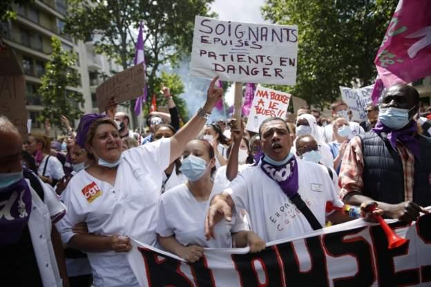 საფრანგეთში ჯანდაცვის სექტორის დაფინანსება გაიზრდება