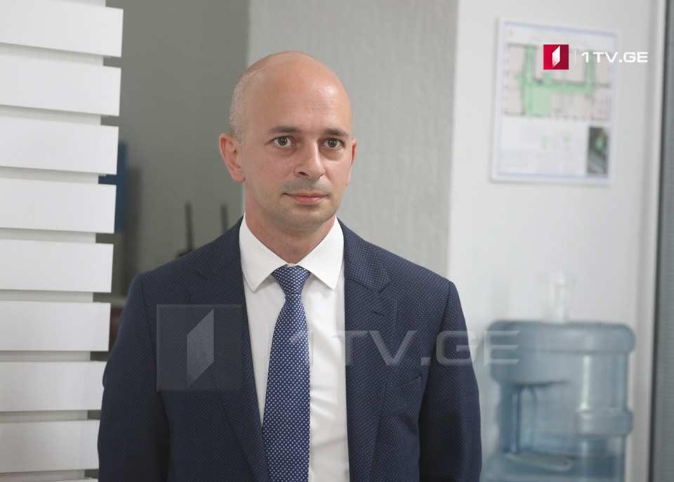 Георгий Микаутадзе покинул должность секретаря Высшего совета юстиции