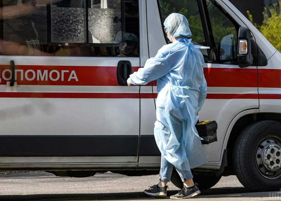 Ukraine recorded 847 new COVID-19 cases, 21 deaths