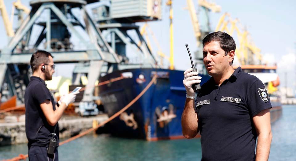 საერთაშორისო საზღვაო გადაზიდვების ფარგლებში, ფოთის პორტში 3 030ტონა ხორბლით დატვირთული გემი შემოვიდა