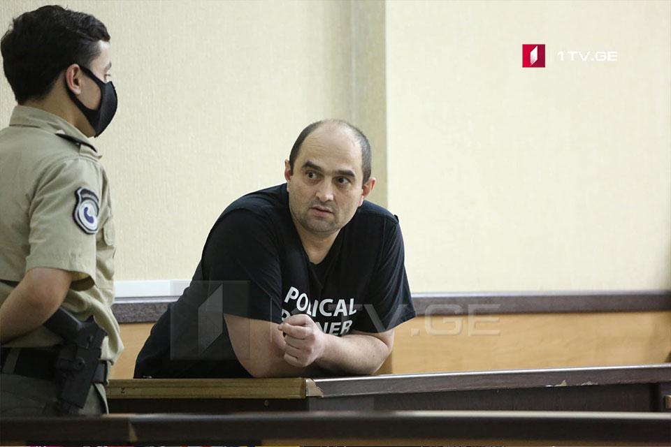 გლდანის მერვე დაწესებულებაში გიორგი რურუას ადვოკატები იმყოფებიან