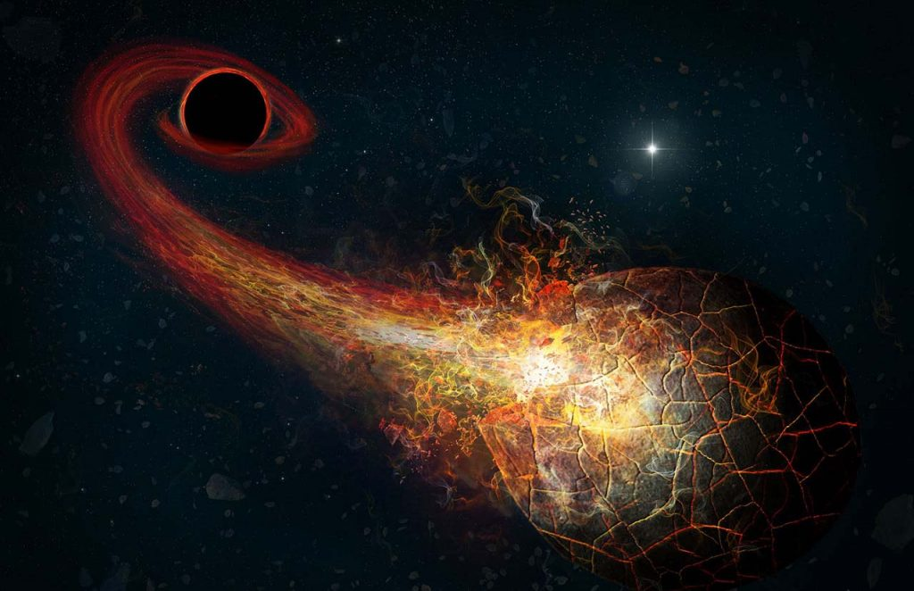 რადიკალური ჰიპოთეზის მიხედვით, მეცხრე პლანეტა შეიძლება შავი ხვრელი იყოს და არსებობს მისი დაფიქსირების მეთოდიც — #1TVმეცნიერება