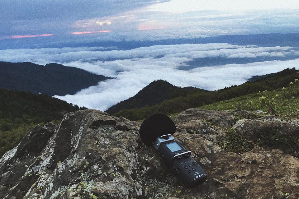 პიკის საათი - ღრუბლების სამფლობელო - გომის მთა