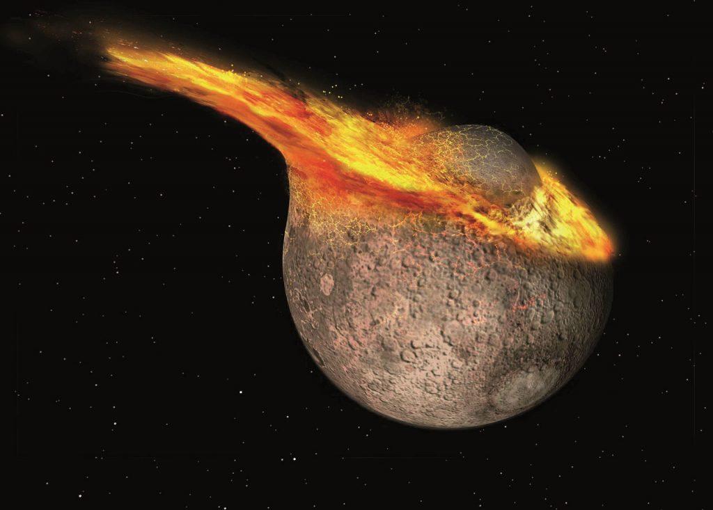 მთვარე მილიონობით წლით უფრო ახალგაზრდაა, ვიდრე გვეგონა — ახალი კვლევა #1TVმეცნიერება