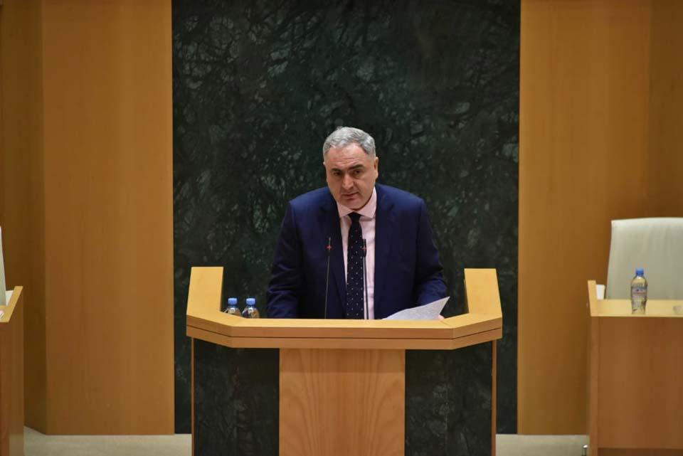 ირაკლი კოვზანაძე - ეროვნული ბანკი მონეტარული ინსტრუმენტების გამოყენებაში პრევენციული უნდა იყოს