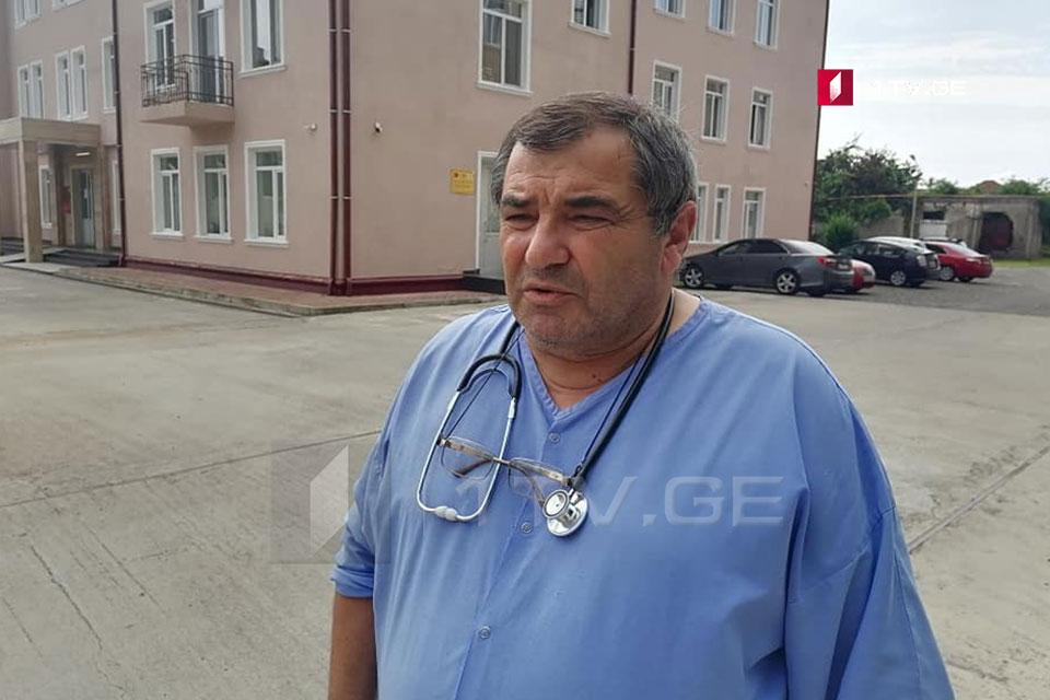 ბათუმში მოწამლული ადამიანების ნაწილი ბათუმის ინფექციურ საავადმყოფოში გადაიყვანეს, მათ შორის სამი არასრულწლოვანია