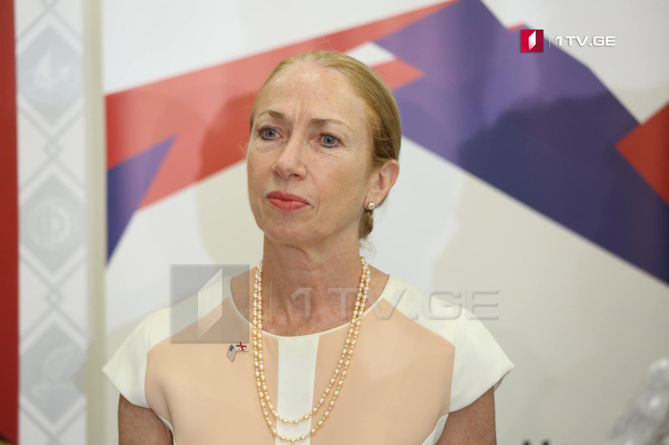 Келли Дегнан - Жесткие решения принесли Грузии успех в борьбе с пандемией