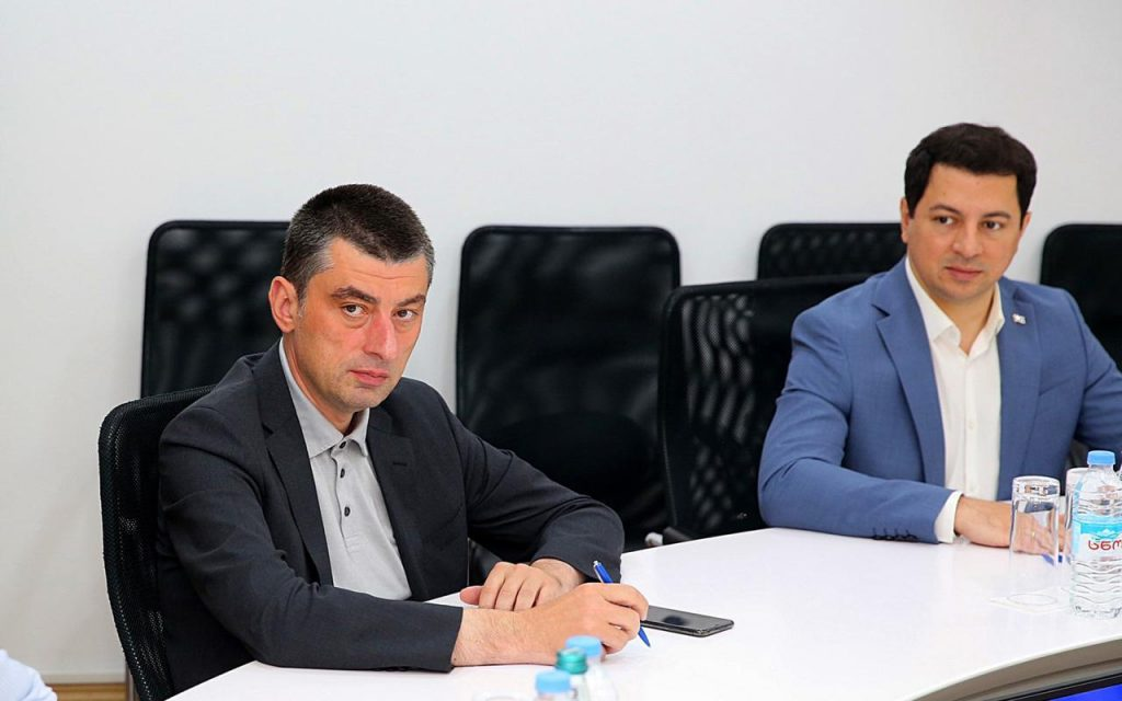 Georgian Dream's Political Council approved the list of majoritarian candidates
