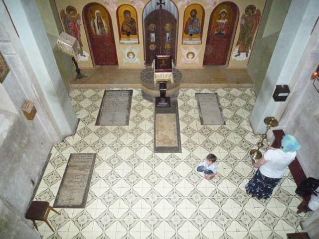 ნავთლუღის წმინდა ბარბარეს ეკლესიის დაზიანების ფაქტს კულტურული მემკვიდრეობის სააგენტოს სპეციალისტები ადგილზე შეისწავლიან