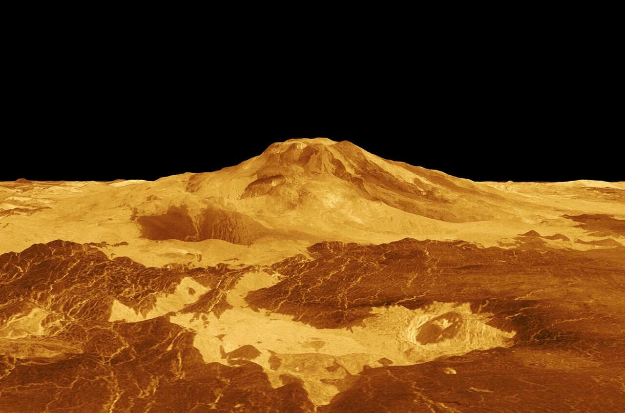 მტკიცებულებები მიუთითებს, რომ პლანეტა ვენერაზე ახლაც ბევრი აქტიური ვულკანია — #1TVმეცნიერება