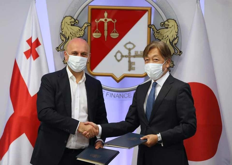 იაპონიის მთავრობა საქართველოს მაღალტექნოლოგიური სამედიცინო აღჭურვილობის შესაძენად დაახლოებით, 2.8 მილიონ აშშ დოლარს გამოუყოფს