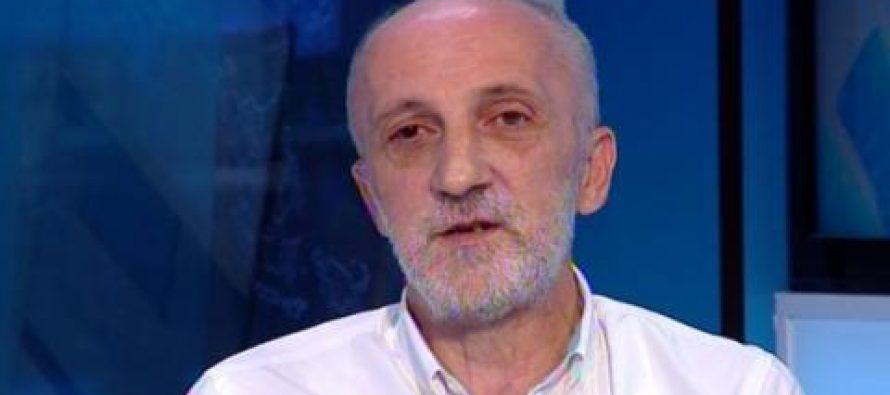 """არჩევნები 2020 - გია ხუხაშვილი: """"ქართული ოცნების"""" და ოპოზიციის საარჩევნო სტრატეგია აგებულია შიშზე"""