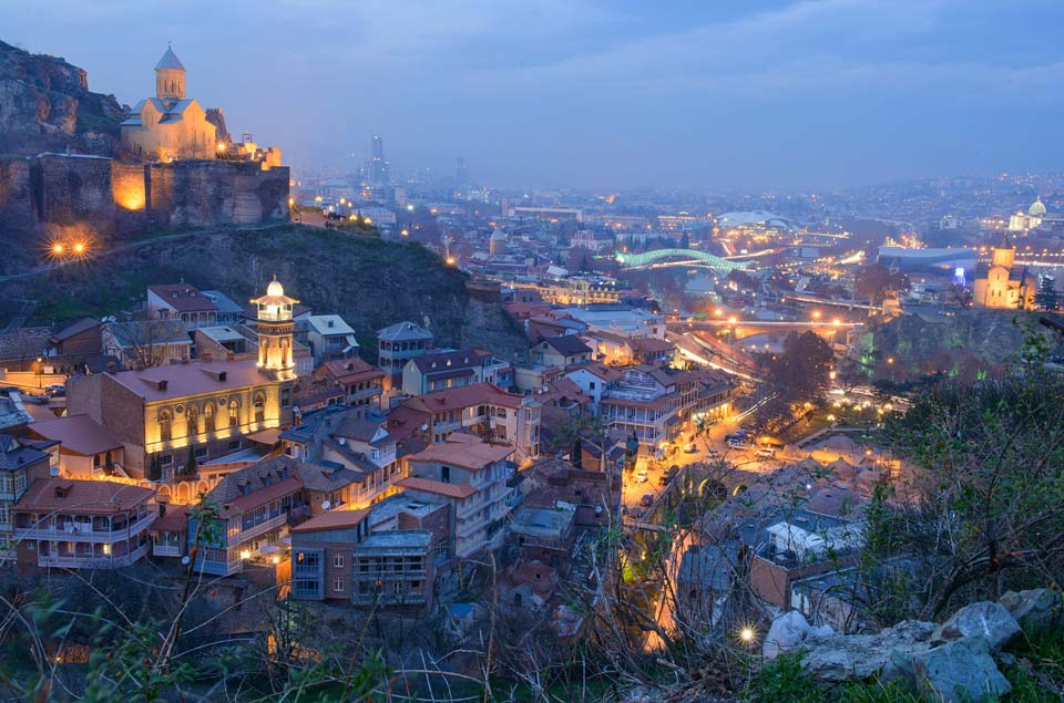 Յետհամավարակային ժամանակաշրջանում Վրաստանը ձևավորվում է որպես թվային և աճող զբոսաշրջային ուղղություն. Lonely Planet