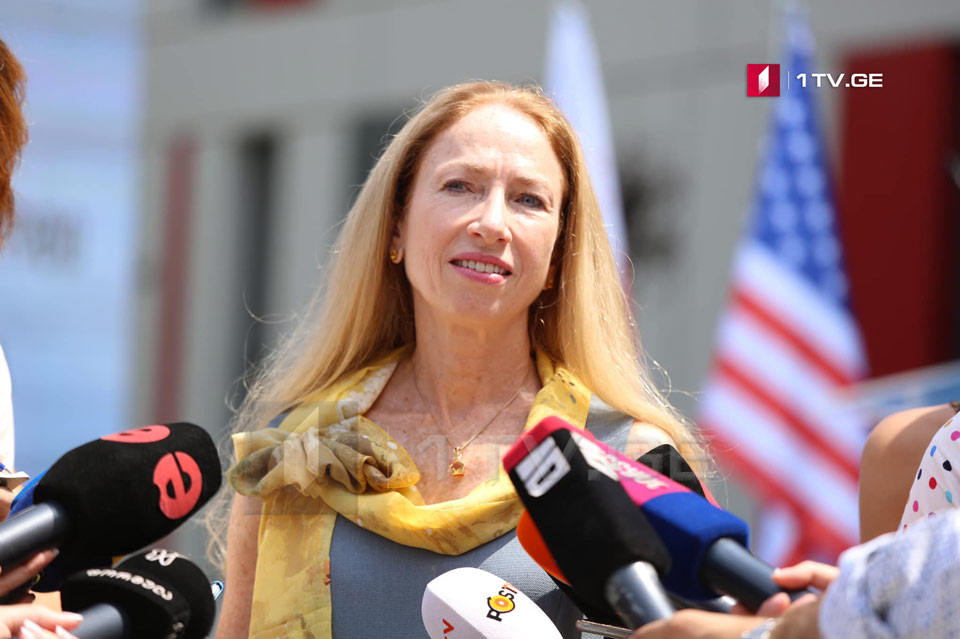 US Ambassador – Opening of Ken Walker Clinic in Tbilisi is the best example of how well Georgian government reacts upon challenges including coronavirus pandemic