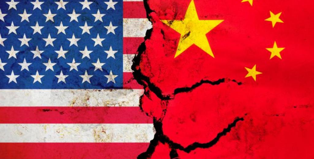 აშშ-სა და ჩინეთს შორის დაძაბული ურთიერთობა