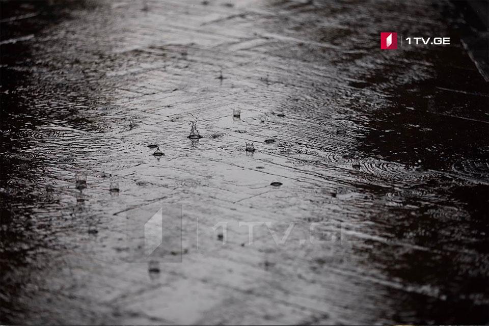 Rainy weather prognosticated till July 27