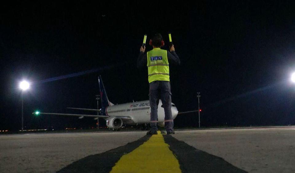 ბერლინი-თბილისის სპეცრეისით სამშობლოში საქართველოს 137 მოქალაქე დაბრუნდა