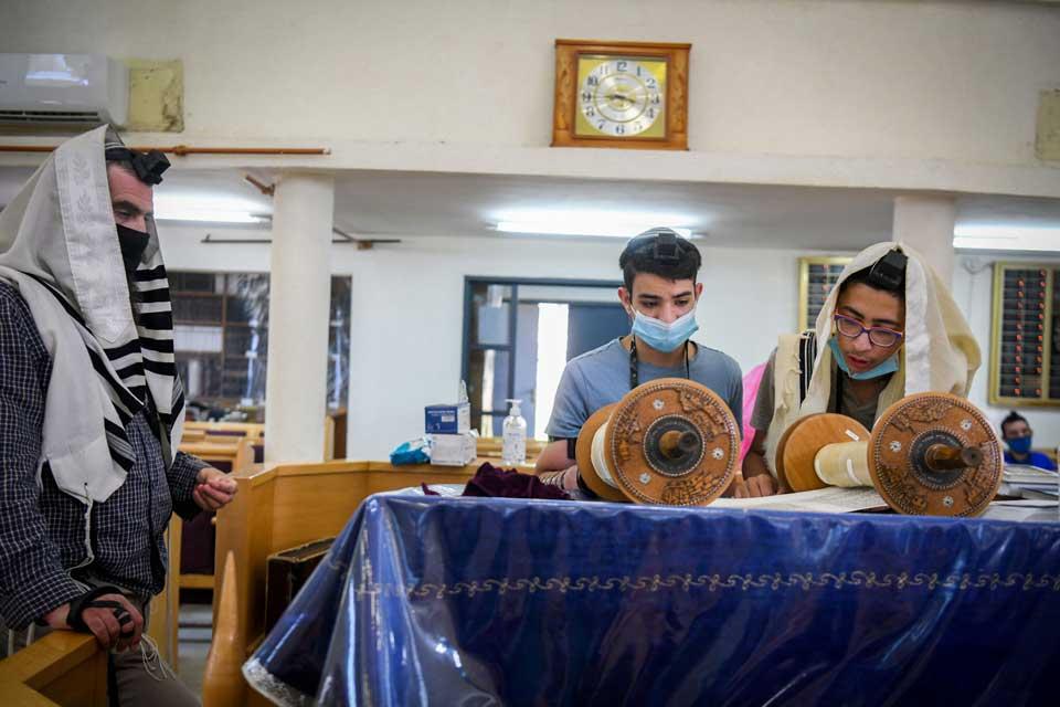 ისრაელში კორონავირუსის შემთხვევებმა 60 000-ს გადააჭარბა