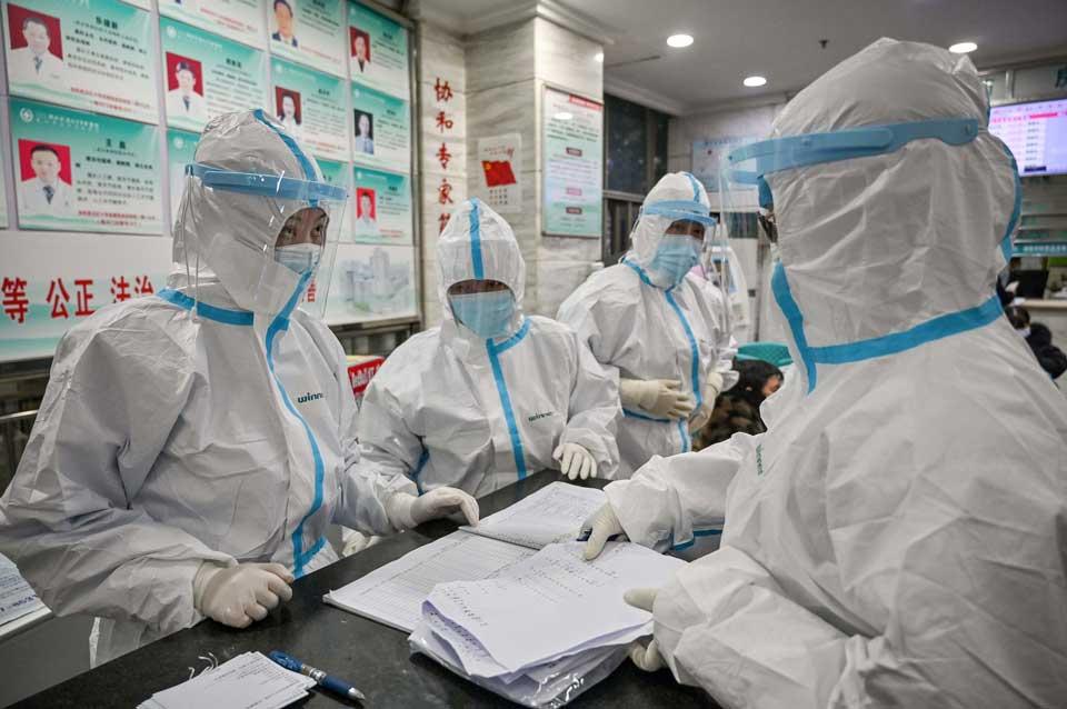 ჩინეთში გასულ დღე-ღამეში კორონავირუსის 15 ახალი შემთხვევა გამოვლინდა