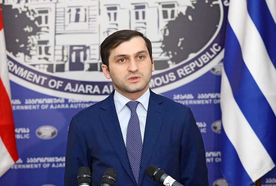 აჭარის მთავრობის თავმჯდომარე თორნიკე რიჟვაძე საზღვაო რეგიონების ასოციაციის ვიცე-პრეზიდენტად აირჩიეს