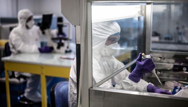 Ukraynada son 24 saat ərzində koronavirusun 807 halı aşkar edildi