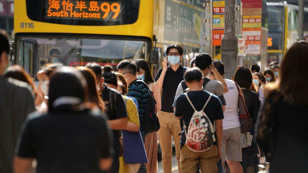 ჰონგ კონგში ბოლო 24 საათში კორონავირუსის 106 ახალი შემთხვევა გამოვლინდა