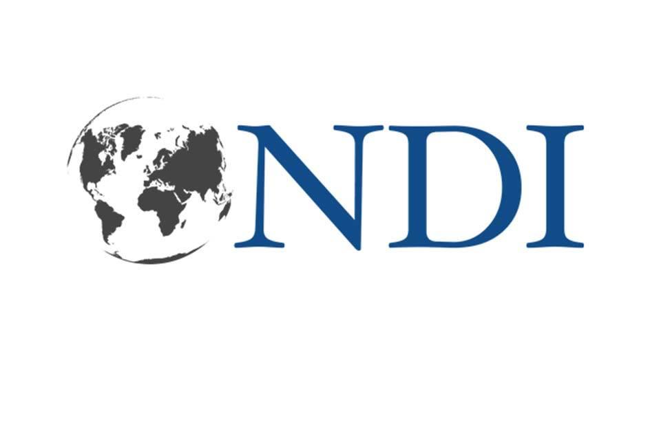 NDI - საინფორმაციო წყაროების სანდოობის კუთხით, გამოკითხულთა 90 პროცენტი დაავადებათა კონტროლის ცენტრს ენდობა, 85 პროცენტი კი, საქართველოს ხელისუფლებას