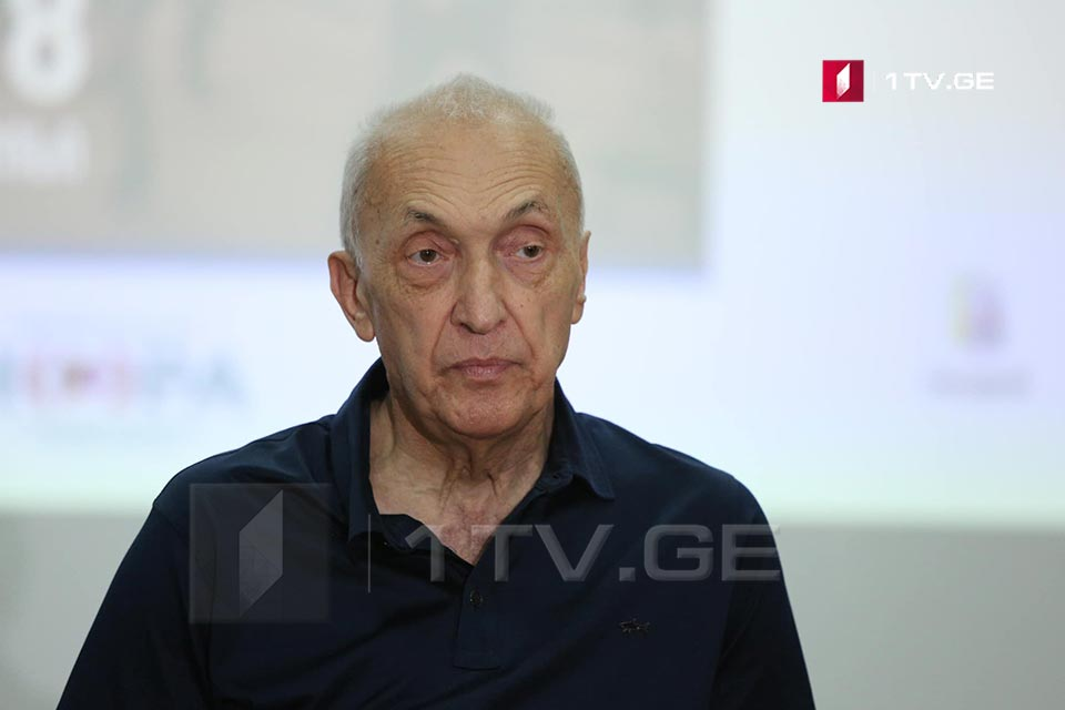 Tengiz Tsertsvadze:  An increase in number of coronavirus cases was expected, I think there is nothing alarming