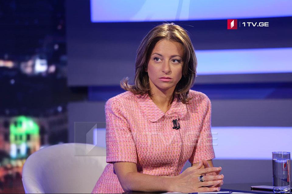 ეკატერინე ტიკარაძე - საქართველოში კორონავირუსის შემთხვევების მატება ინფექციის პიკს არ უკავშირდება
