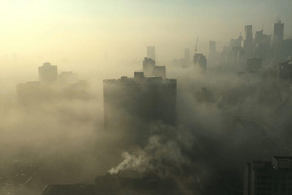 ახალი ანგარიშის მიხედვით, ჰაერის დაბინძურება ადამიანის ჯანმრთელობისთვის ყველაზე დიდი საფრთხეა — #1tvმეცნიერება