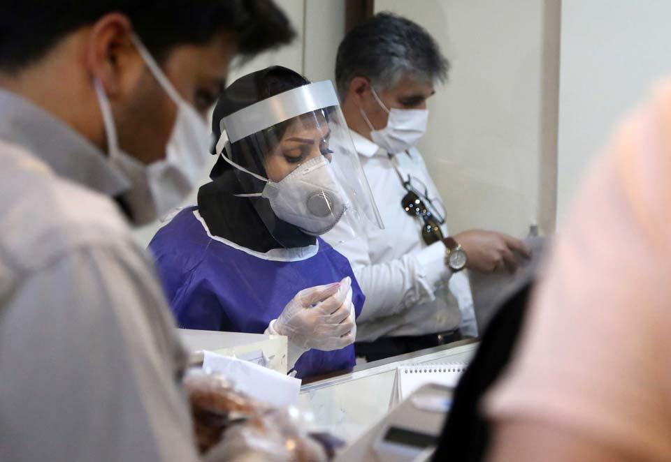 İranda koronavirusun 2 636 yeni halı aşkar edildi