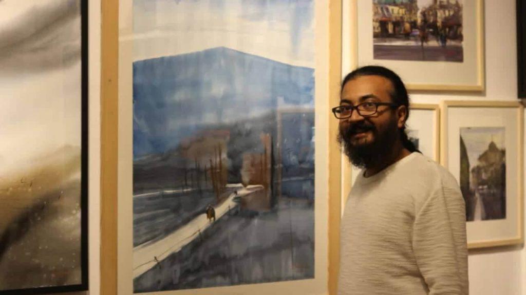 პიკის საათი - ბანგლადეშელი მხატვრის ქართული ცხოვრება