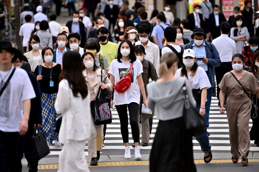 Yaponiyada son 24 saat ərzində koronavirusun 1 264 yeni halı aşkar edildi