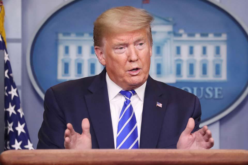 Дональд Трамп выступает с инициативой отложить выборы в США
