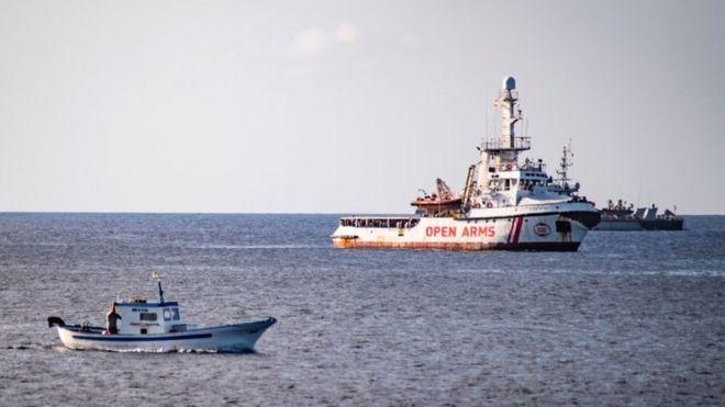 იტალიის ყოფილი პრემიერ-მინისტრი შესაძლოა, მიგრანტების გემის უკანონოდ ბლოკირების გამო გაასამართლონ