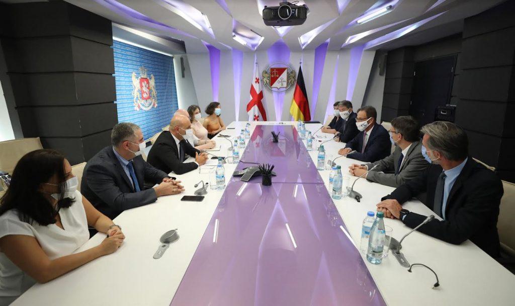 Германия выделит Грузии кредит в 170 миллионов евро и грант в размере 28,5 миллионов евро