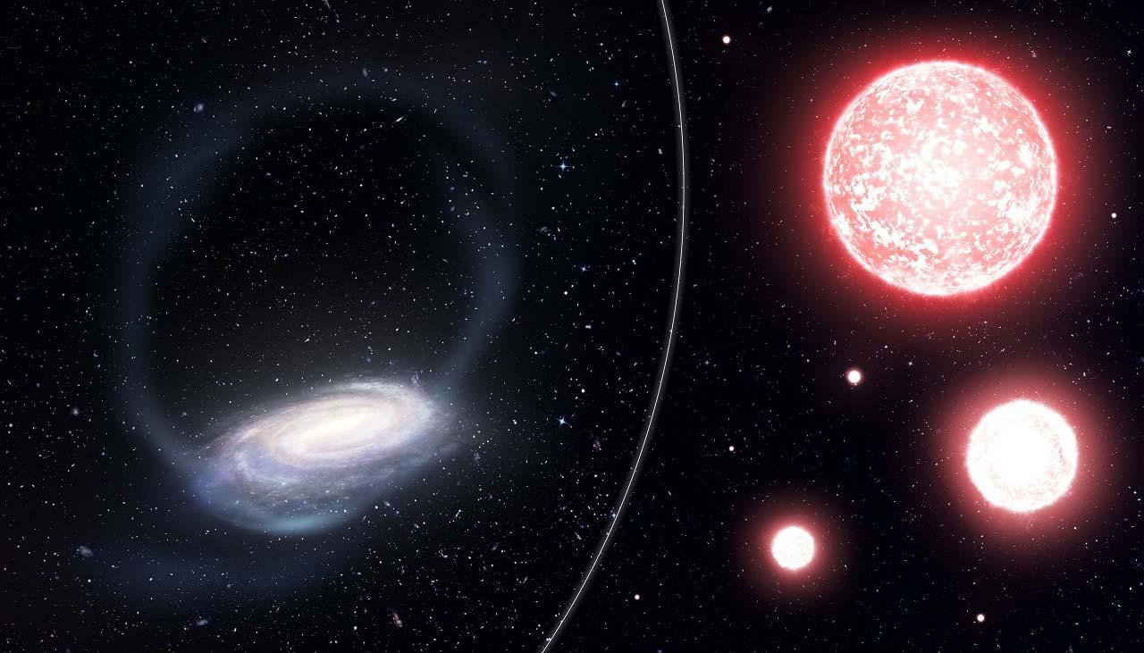 აღმოჩენილია ადრეული სამყაროს უცნაურ ვარსკვლავთა გროვა, რომელიც ჩვენმა გალაქტიკამ გაანადგურა — #1tvმეცნიერება