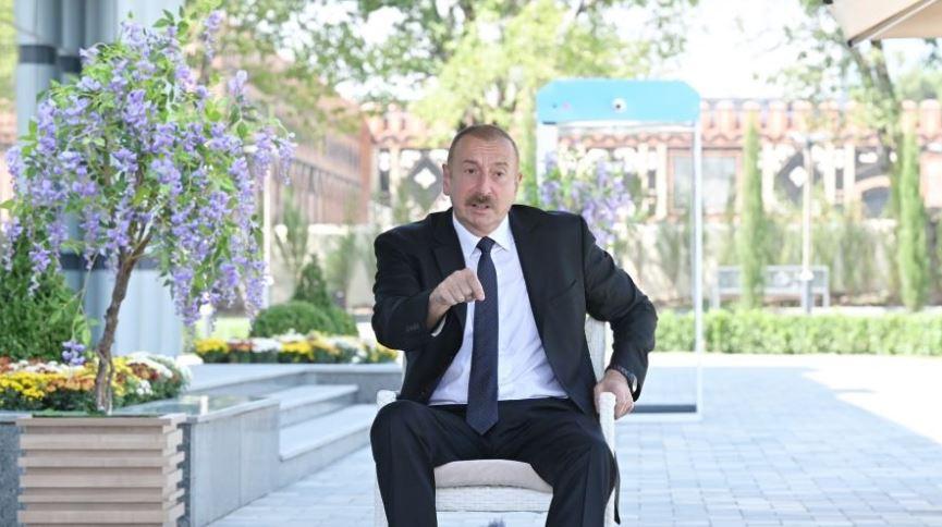 Հայաստանի գործող իշխանությունների անդամները Սորոսի գործակալներն են. Իլհամ Ալիև