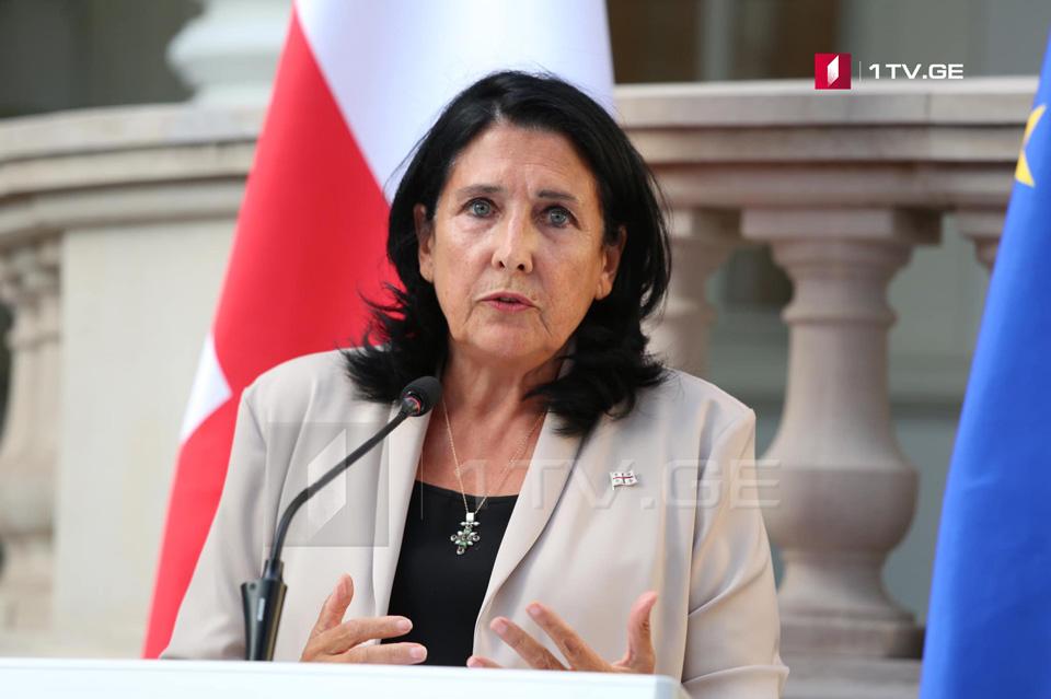President of Georgia not to pardon Giorgi Rurua