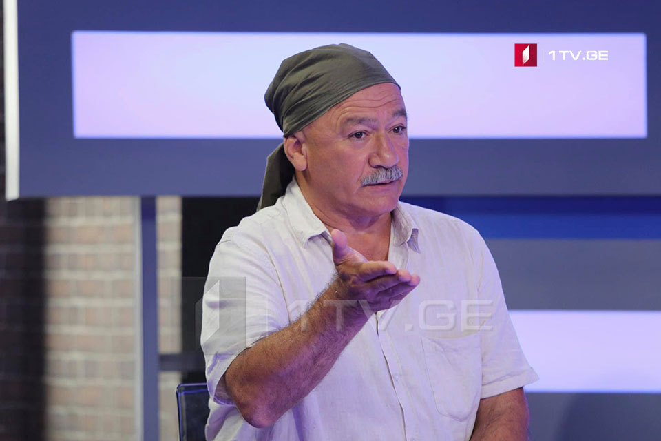 ვასილ მაღლაფერიძე - ქართულ ტელევიზიებში ხანდახან ისეთი გადაცემები გადის, რომ 21-ე საუკუნეში ეს უბრალოდ, სამარცხვინოა