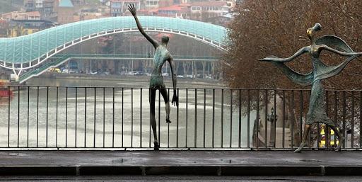 Թբիլիսիում, մինչև օգոստոսի 16-ը ներառյալ, Բարաթաշվիլու կամրջի վրա մասամբ կսահմանափակվի երթևեկությունը