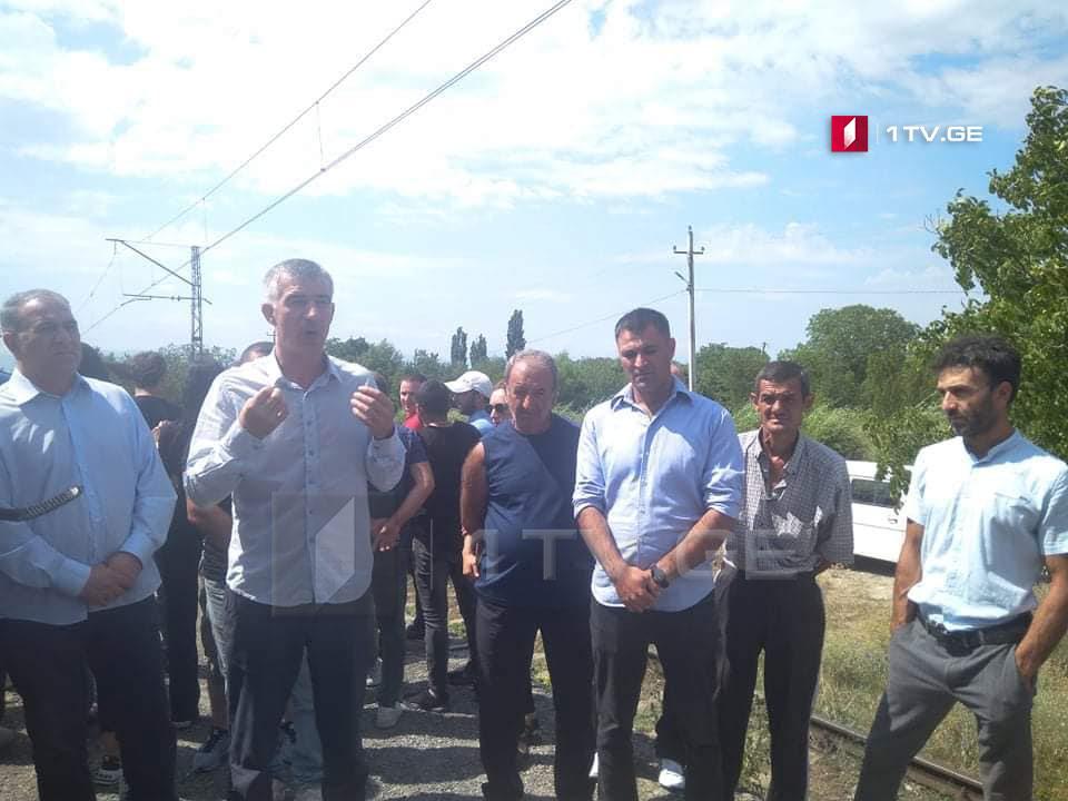 Նիքոզիում «Ազգային շարժման» նախաձեռնությամբ անցկացվել է բողոքի ցույց