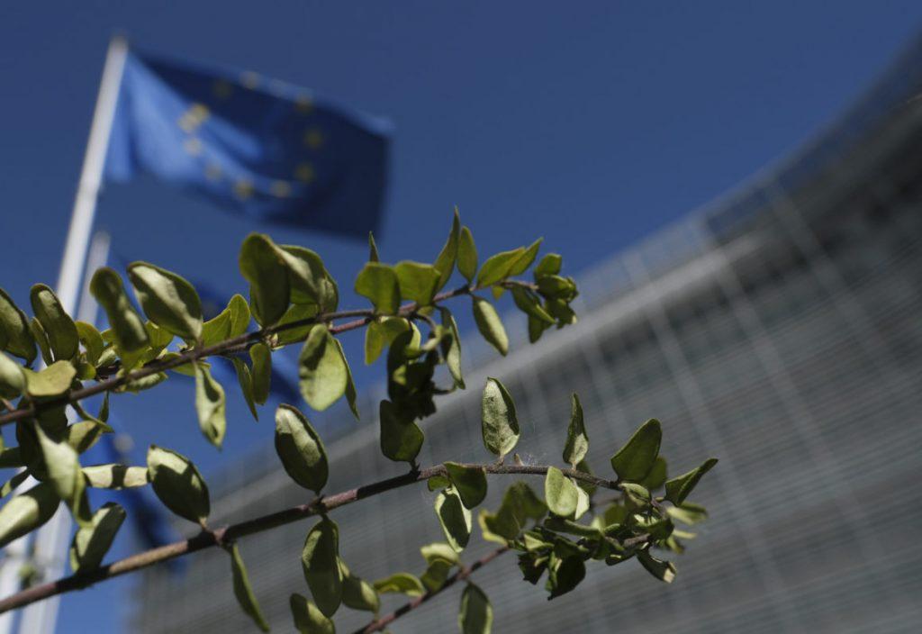 ევროსტატის მონაცემებით, ევროზონის ეკონომიკა მიმდინარე წლის მეორე კვარტალში 12,1 პროცენტით შემცირდა