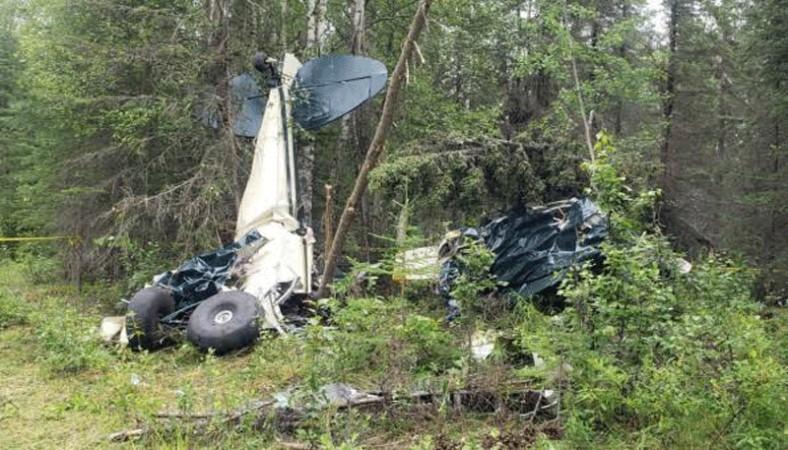 ალასკაზე მსუბუქძრავიანი თვითმფრინავების შეჯახებას 7 ადამიანი ემსხვერპლა