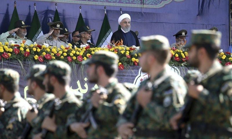ირანში აცხადებენ, რომ აშშ-ის მხარდაჭერით მოქმედი ტერორისტული დაჯგუფების მეთაური დააკავეს