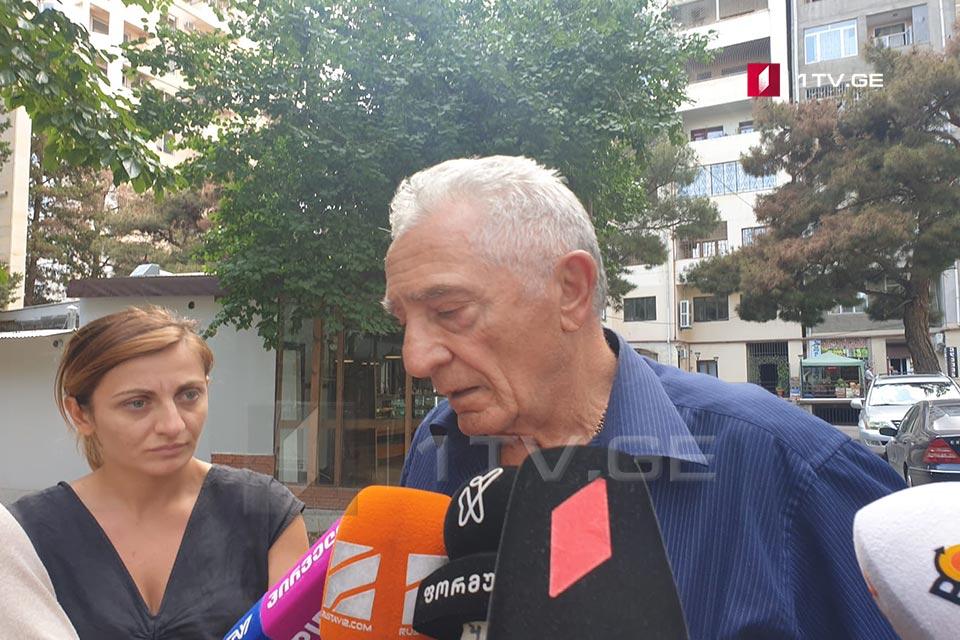 თბილისში ბიზნესმენ გოგი თოფაძის შვილიშვილი დაჭრეს